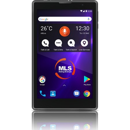 TABLET GO 3G BLACK MLS
