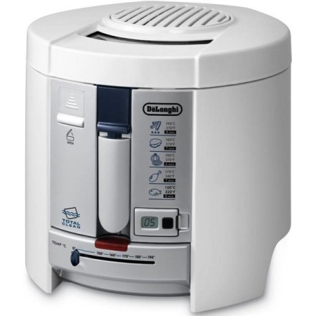 ΦΡΙΤΕΖΑ F26237W1 1KG/2,3L TOTAL CLEAN DELONGHI