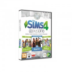THE SIMS 4 BUNDLE PACK 5