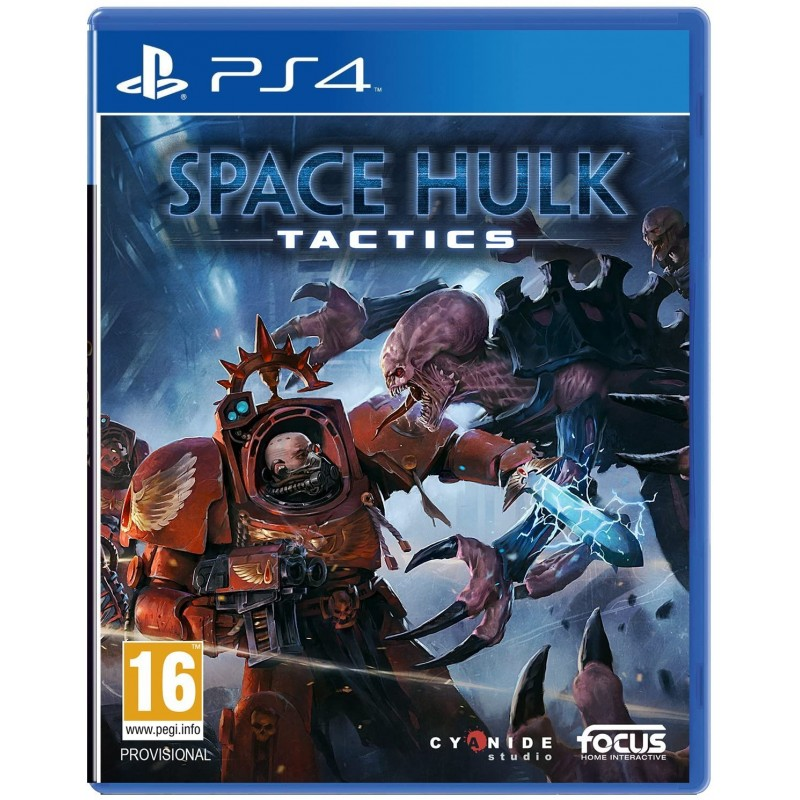 PS4 SPACE HULK:TACTICS