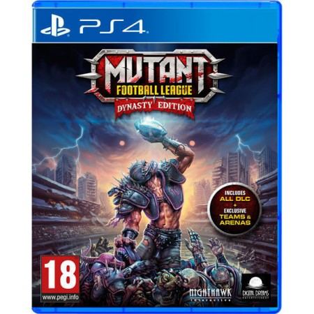 PS4 MUTANT FOOTBALL LEAGUE