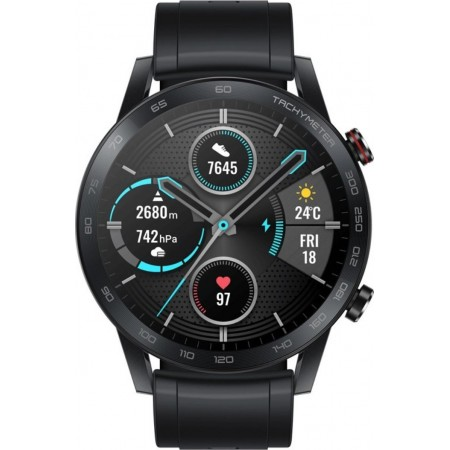 SMARTWATCH MAGIC WATCH 2 CHARCOAL BLACK HONOR