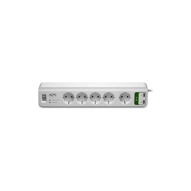 ESSENTIAL SURGEARREST 5 USB PM5U-GR APC