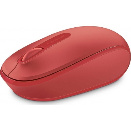 MOUSE L2 WRLS MOB 1850 RED MS