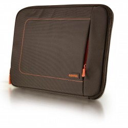"ΤΣΑΝΤΑ 10.2"" BROWN-ORANGE SLEEVE HANTOL"