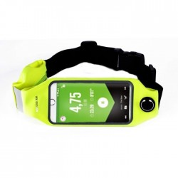 LEMOVE WAIST BAG WT-B08 GREEN WK