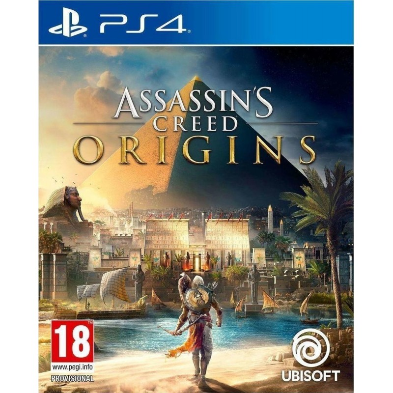 PS4 ASSASSINS CREED ORIGINS STANTARD EDITION SONY