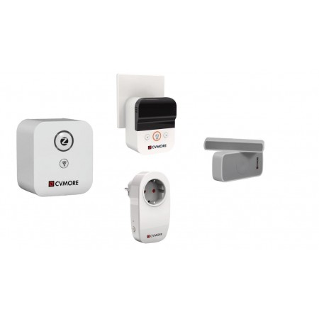 ALL IN ONE STARTER KIT SMART HOME CVMORE