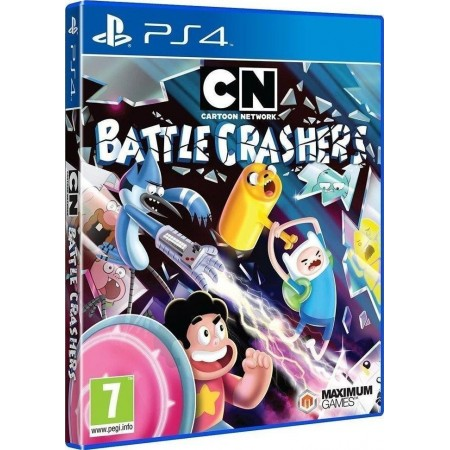 PS4 CARTOON NETWORK BATTLE CRASHERS