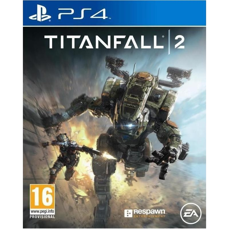 PS4 TITANFALL 2 FRONTLINE
