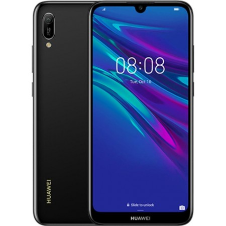 SMARTPHONE Y6 2019 DS MIDNIGHT BLACK HUAWEI