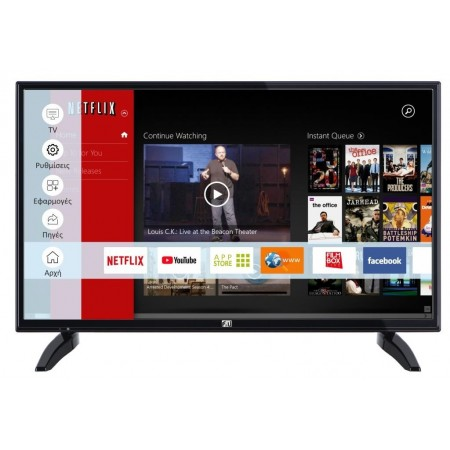 ΤΗΛΕΟΡΑΣΗ 32'' LED FLS32218 smart tv F&U