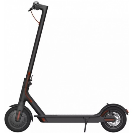 SCOOTER ELECTRONIC MI BLACK XIAOMI + 1 επιπλέον set ελαστικών