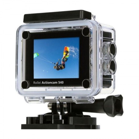ACTIONCAM 540 (40321) BLACK ROLLEI