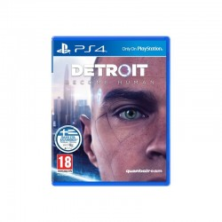PS4 DETROIT BECOME HUMAN/MED2 SONY