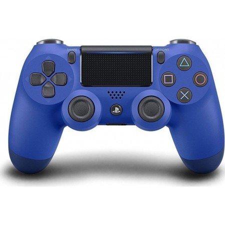 PS4 DUALSHOCK CONT V2 WAVE BLUE SONY
